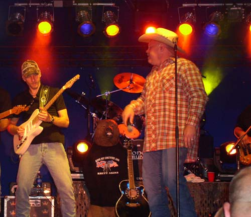 Dates Honky Tonk Tailgate Party Tour 2011
