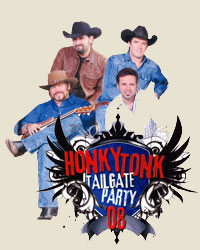 Honky Tonk Tailgate Party Wild Bills Tickets