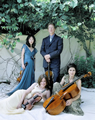 2011 Dates Tour Honors String Quartet
