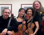 Dates Honors String Quartet 2011