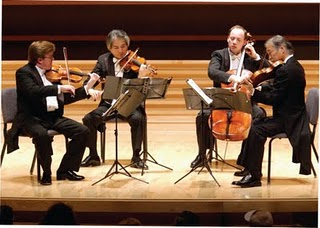 Show Tickets Honors String Quartet