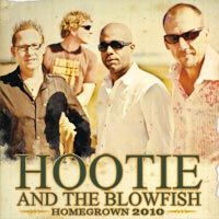 Hootie The Blowfish Tickets Humphreys Concerts By The Bay