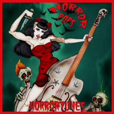 Horror Pops Dates 2011 Tour