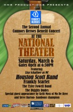 Tickets Houston Scott Band