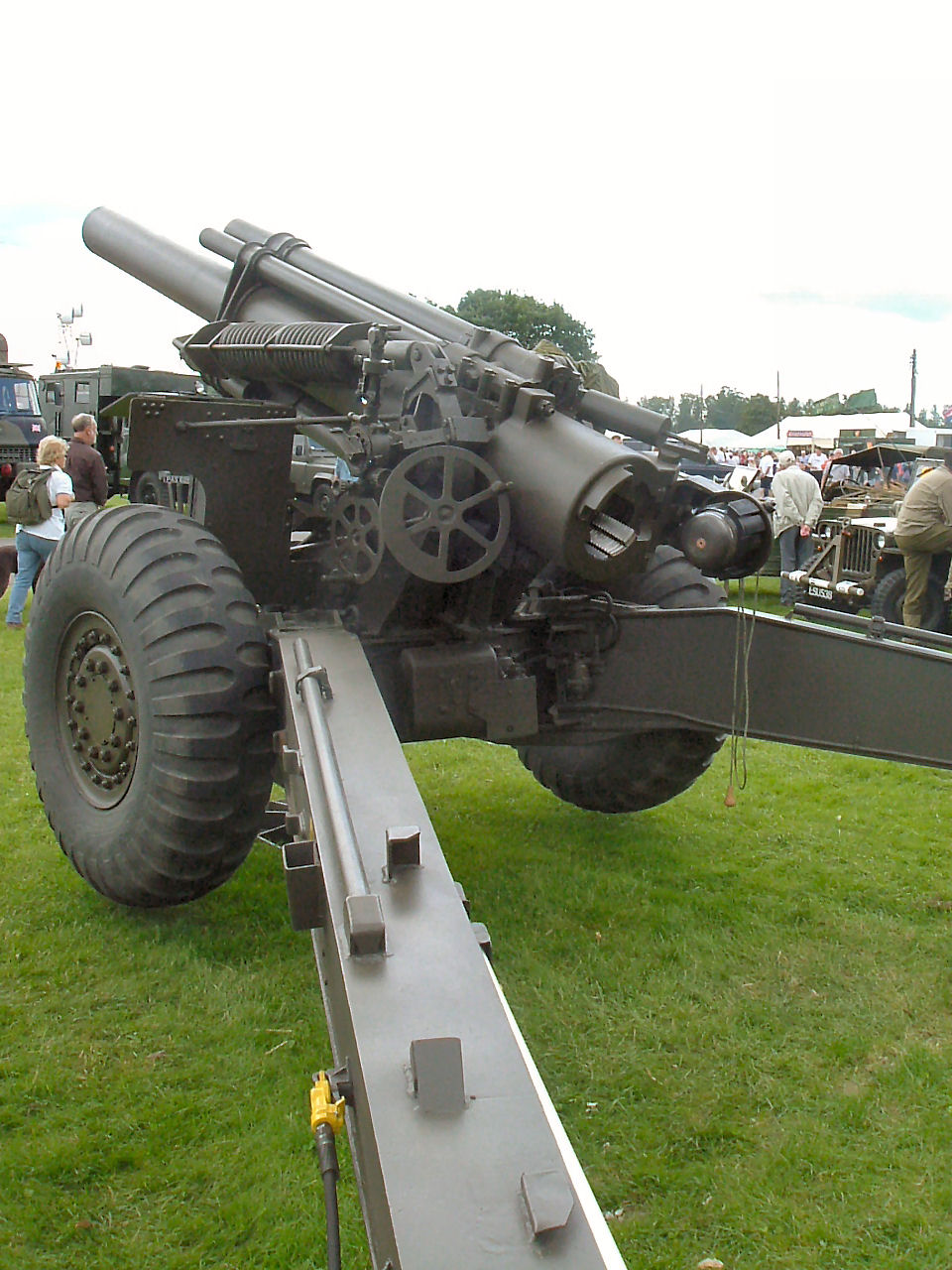 Howitzer Tickets