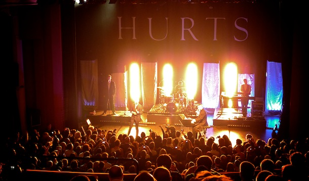 Hurts 2011 Dates