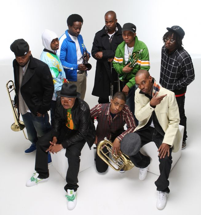 2011 Hypnotic Brass Ensemble