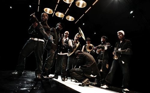 Tickets Show Hypnotic Brass Ensemble