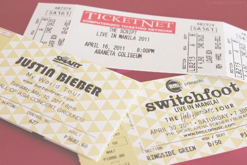 I Am Forever Show 2011