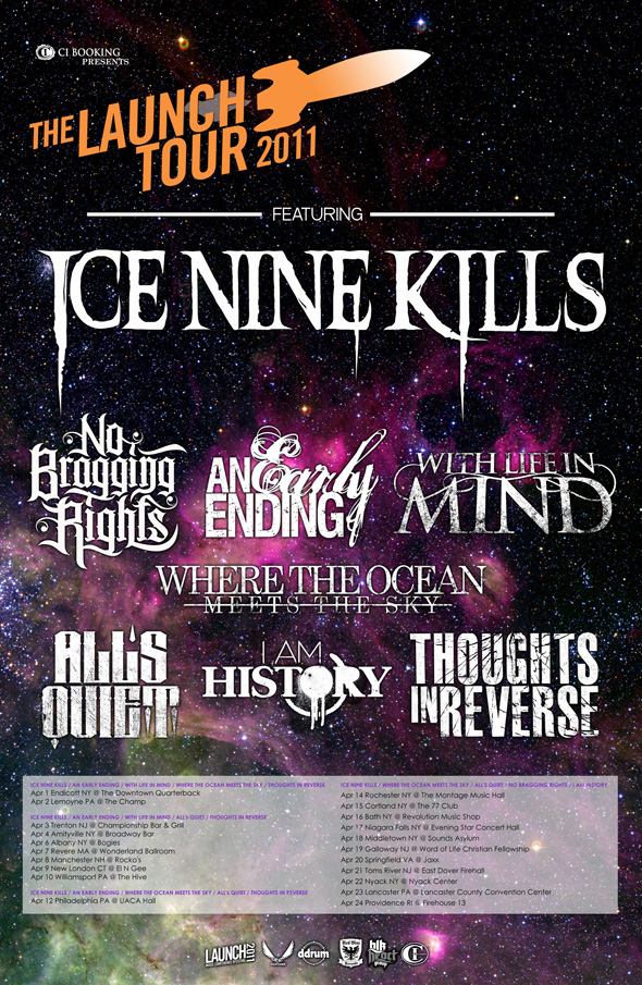 2011 Ice Nine Kills