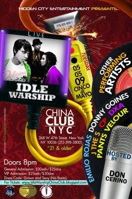 Idle Warship New York NY