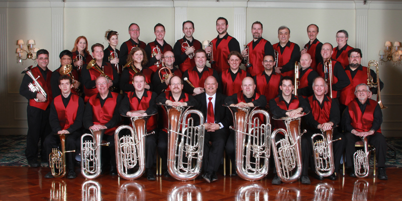 Illinois Brass Band Metropolis Performing Arts Centre Tickets