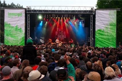 Immergut Festival Neustrelitz