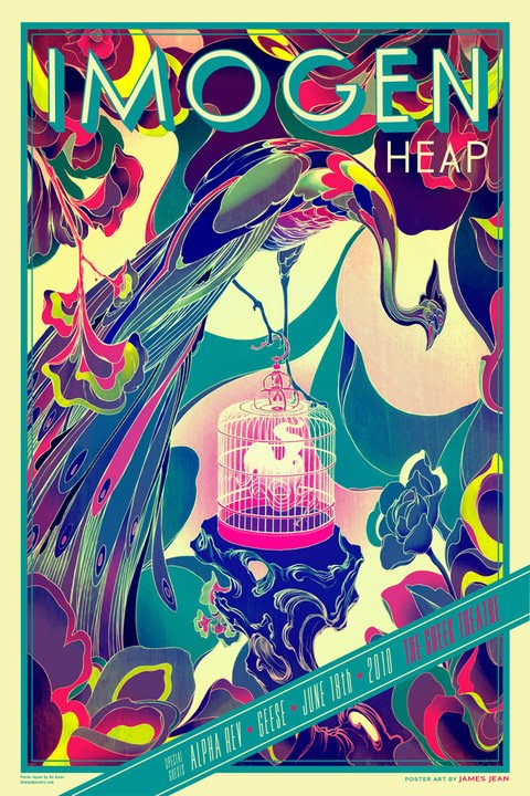 Show Tickets Imogen Heap