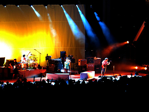 Show Incubus 2011