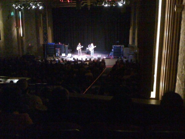 2011 Show Indigo Girls