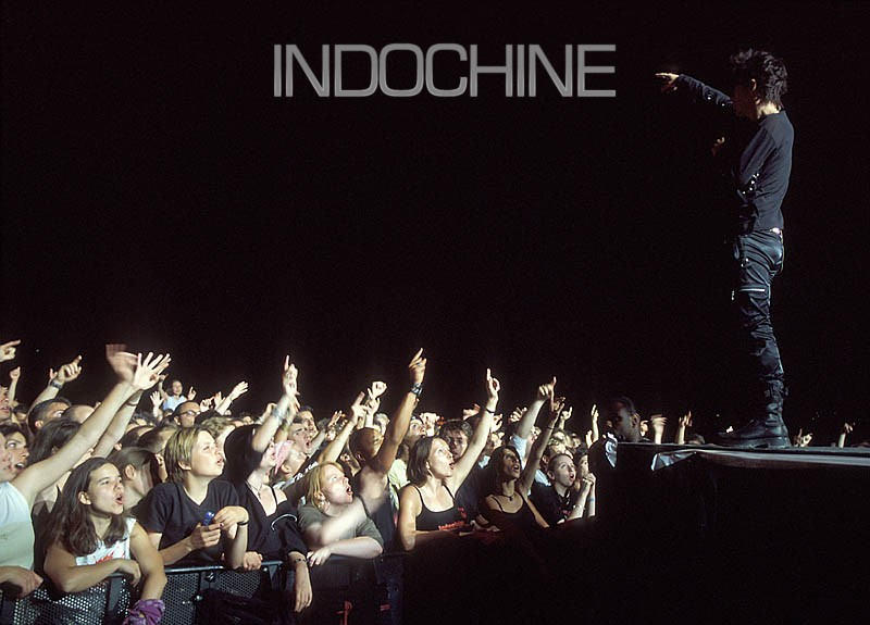 Indochine Show 2011