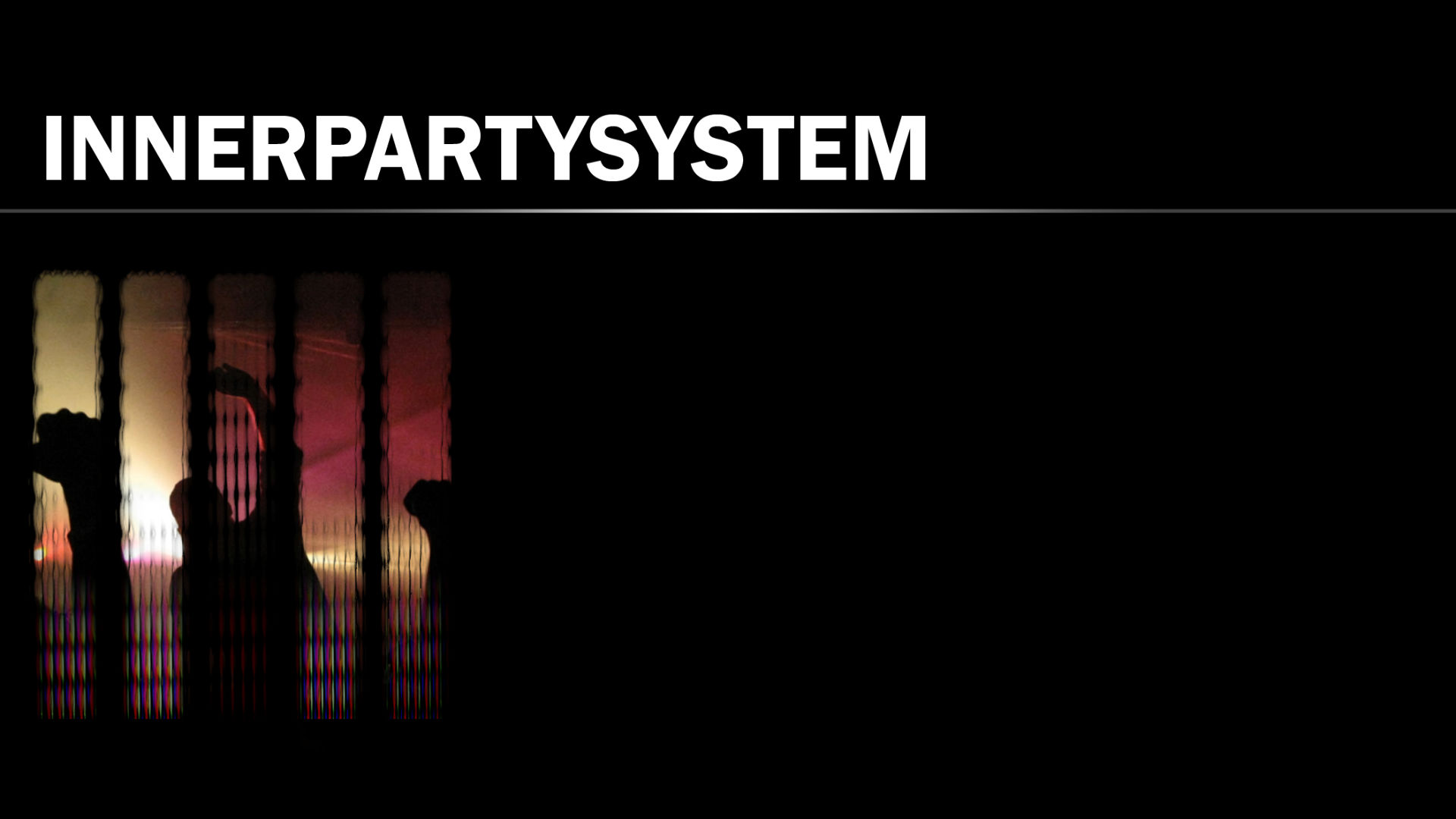 Innerpartysystem Tickets The Club At Stage Ae