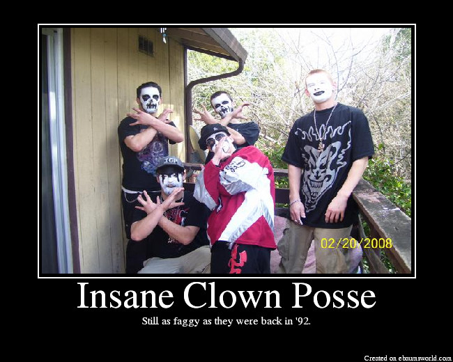 Insane Clown Posse Houston TX