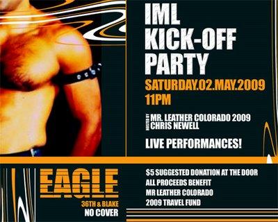 Show International Mr Leather Tickets