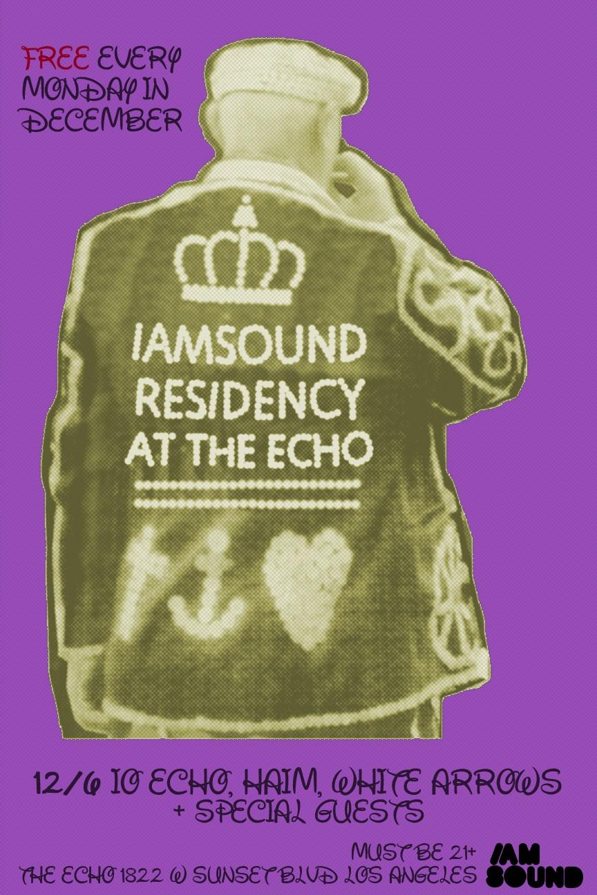 Tickets Show Io Echo