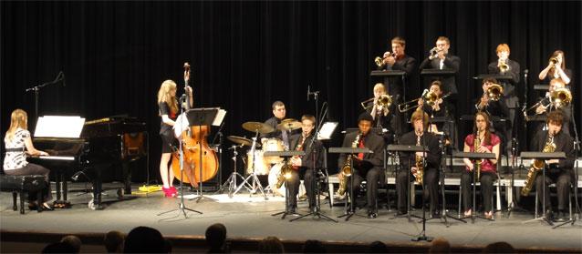 Iowa Jazz Championships Des Moines Civic Center