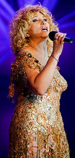 Irina Allegrova 2011 Tour Dates
