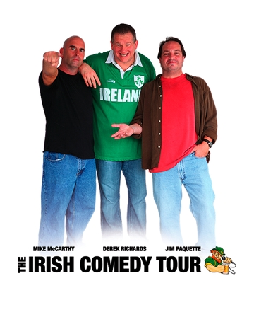 2011 Irish Comedy Tour