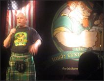 Irish Comedy Tour Show 2011