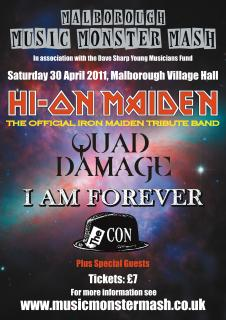 Iron Maiden Tribute Band Pittsburgh Tickets
