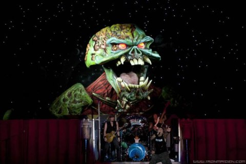 Iron Maiden Tribute Band 2011 Dates