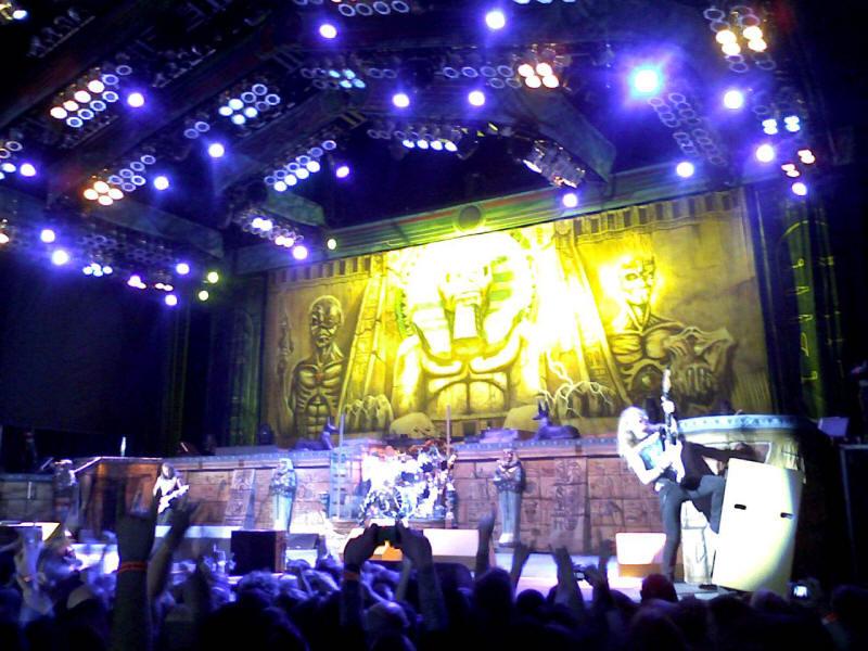 2011 Iron Maiden