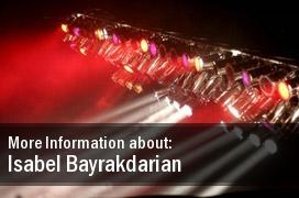 Isabel Bayrakdarian Concert