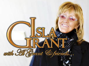 Isla Grant Tour 2011 Dates