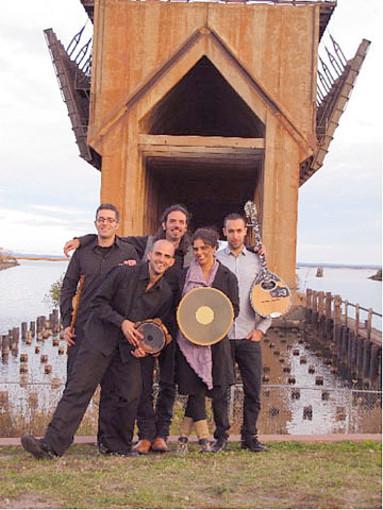 Concert Israeli Ethnic Ensemble