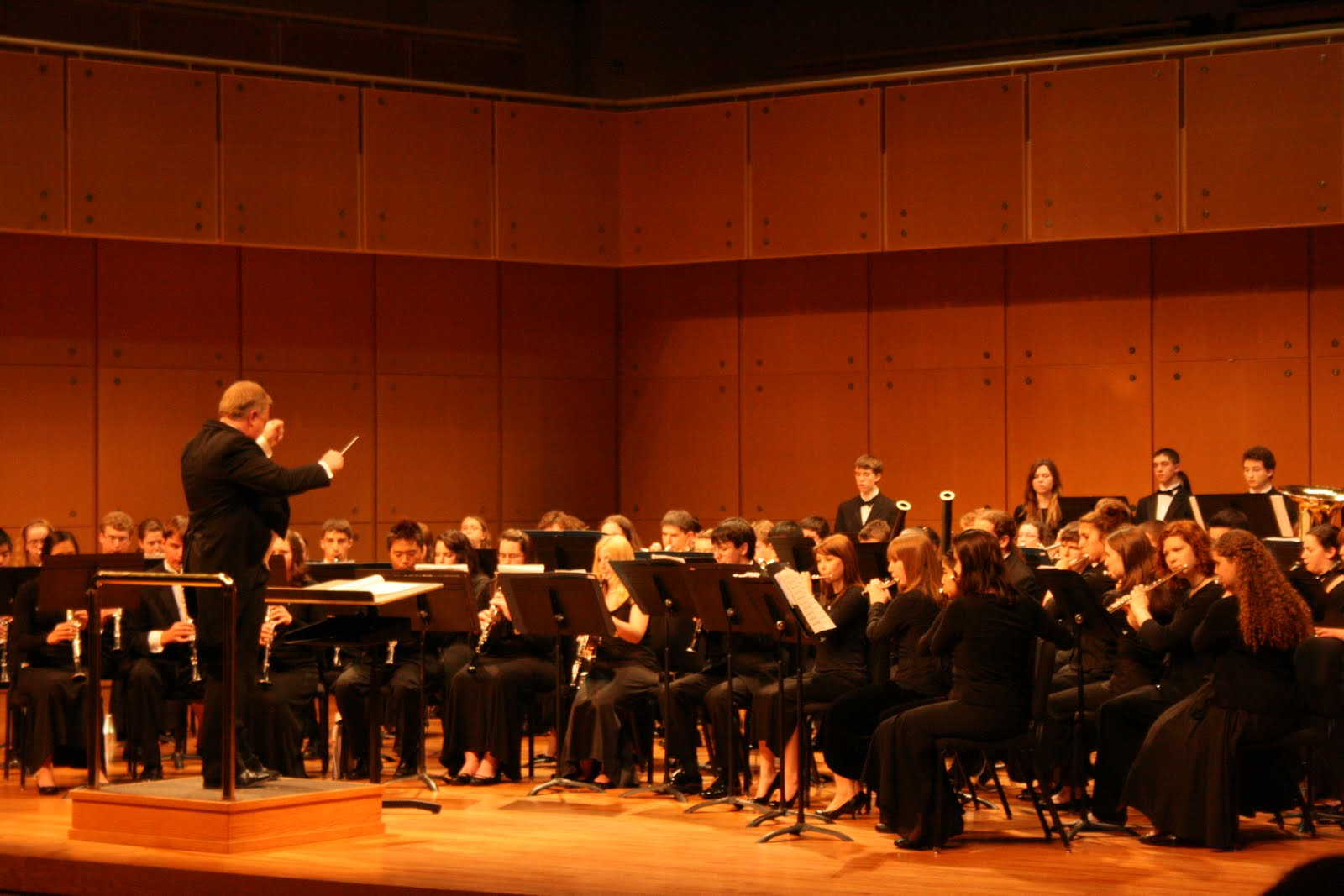 Isu Concert Band Ogle Center