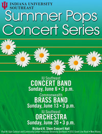 2011 Ius Band Summer Pops Dates