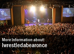 Iwrestledabearonce Tickets Bottom Lounge