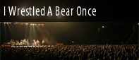 Iwrestledabearonce Dates 2011 Tour