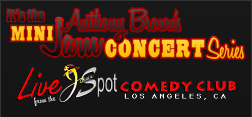 J Anthony Brown Show Tickets