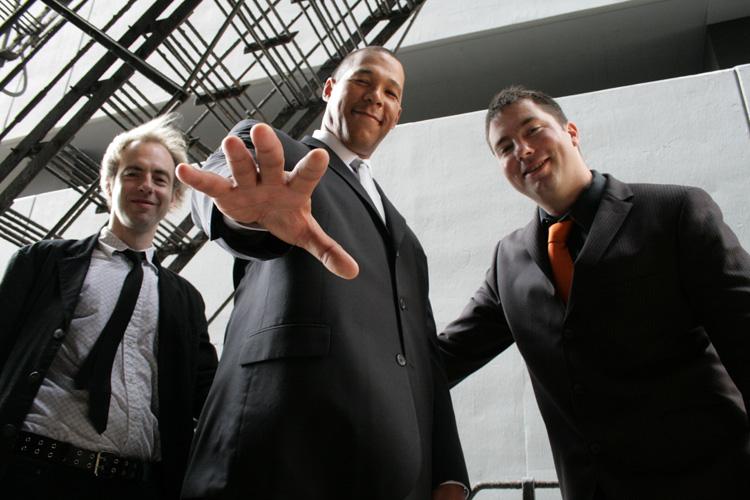 J Davis Trio Concert