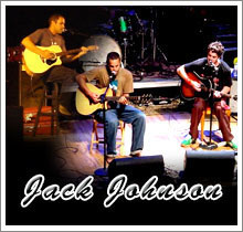 Show Tickets Jack Johnson