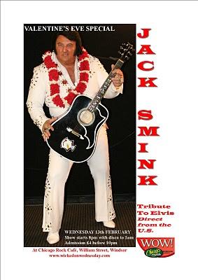 2011 Jack Smink Dates