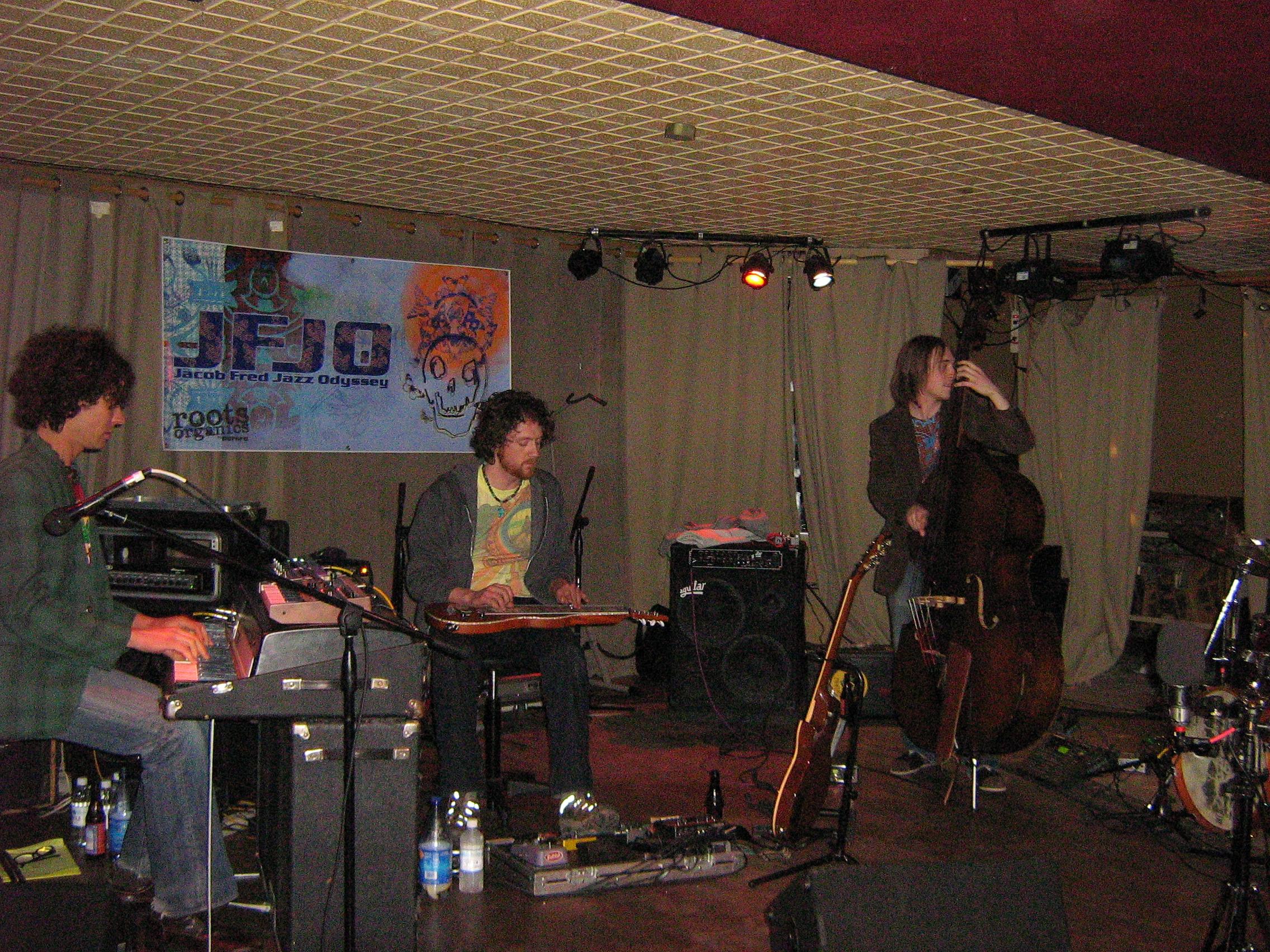 Jacob Fred Jazz Odyssey Pittsburgh