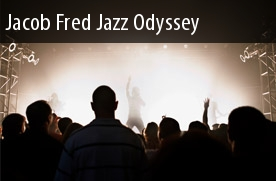 Jacob Fred Jazz Odyssey Pittsburgh