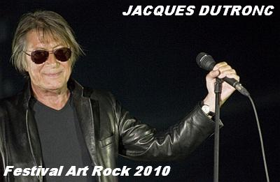 Dates 2011 Tour Jacques Dutronc