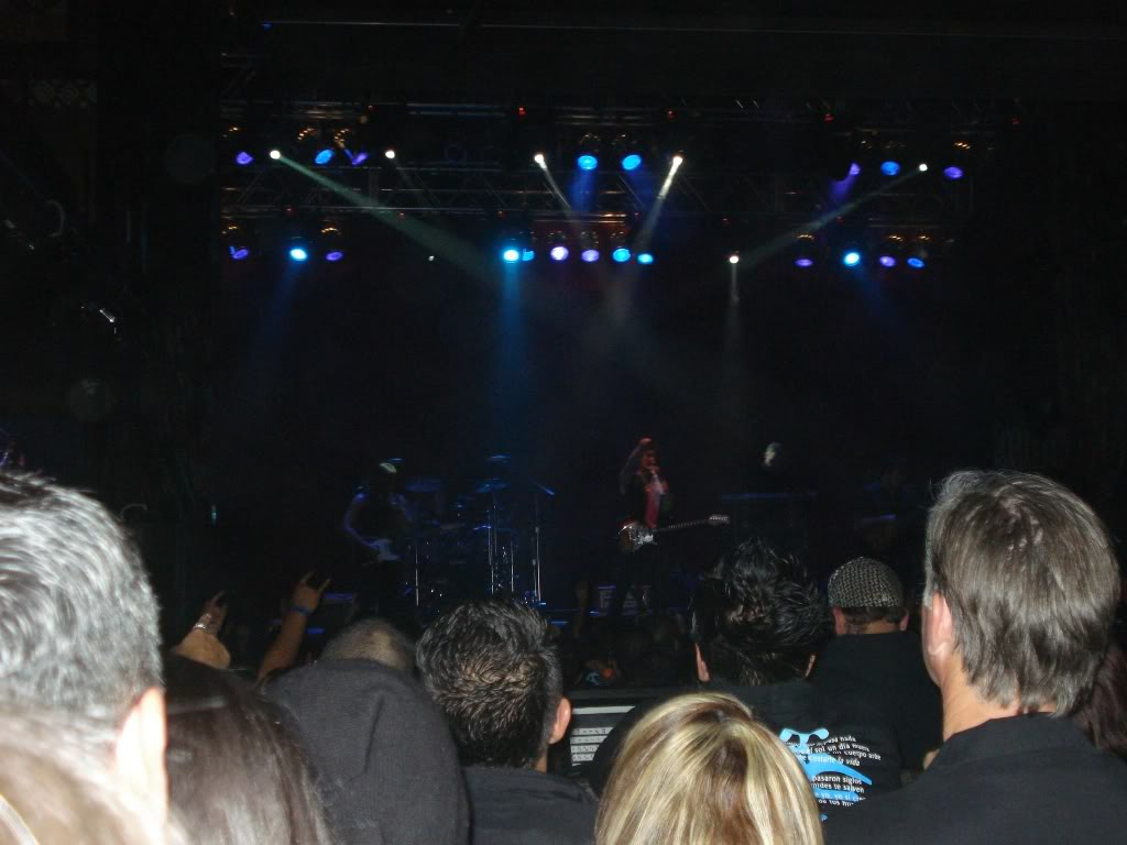 Dates Tour 2011 Jaguares