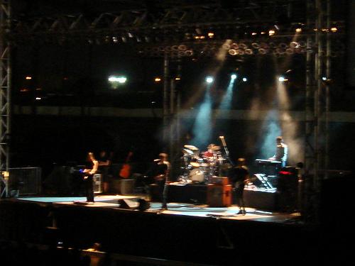 Show Tickets Jaguares