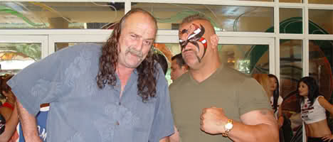 Jake The Snake Roberts Show 2011