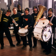 2011 Dates Jambalaya Brass Band
